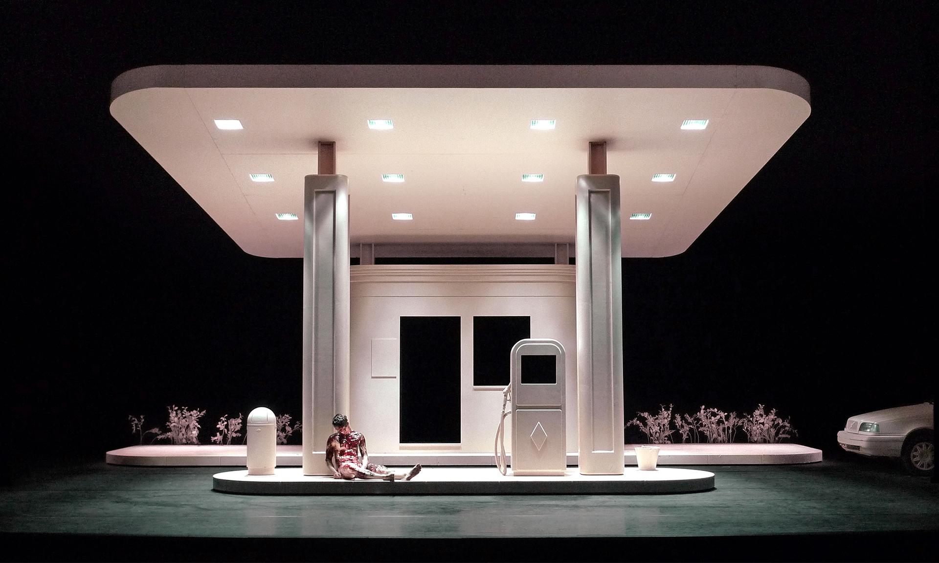 Kitchen Theatre Set Design